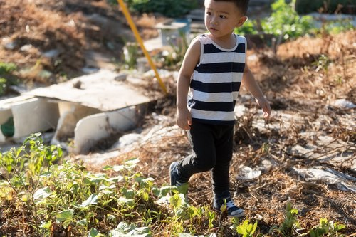 """No one can avoid the wild series"" broad-brush sleeveless vest hand-made non-toxic children's clothing Family fitted"