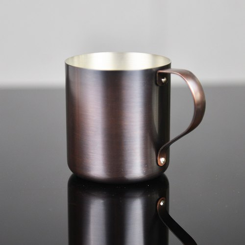 Japan sang elfin ice coffee cup - bronze