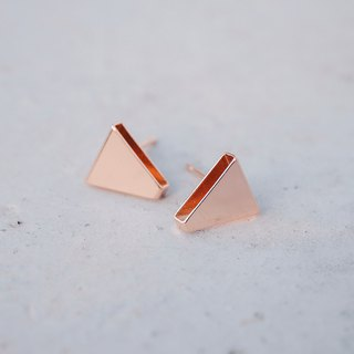 symmetrical-a pair of triangle earrings < once upon a time*earrings >