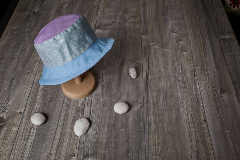 glimpse_pastel color fisherman hat. limited edition