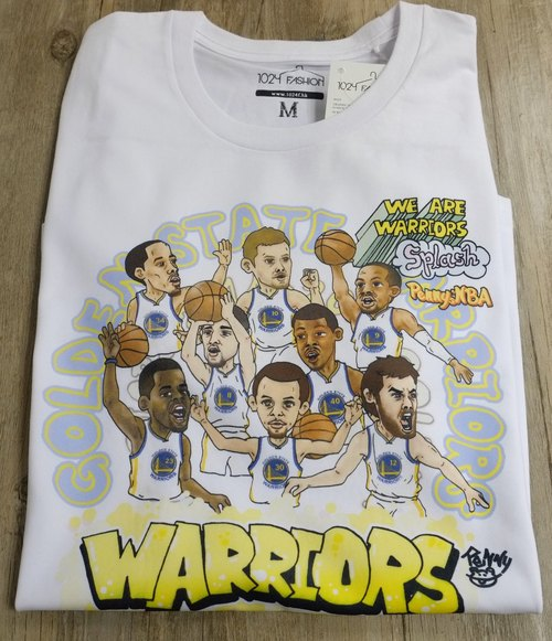 Warrior full team T-shirt