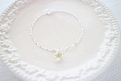 ☆ Bubble sense / silver bracelet / chains sisters birthday anniversary