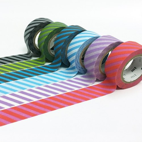 mt and paper tape fab flocking striped Value Special section [6] into the group
