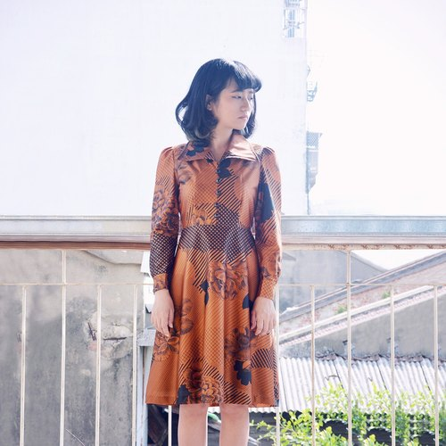On behalf of the stylus | vintage dress
