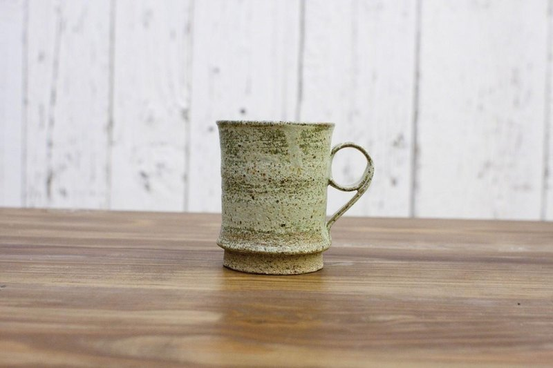 Coffee cup green 3