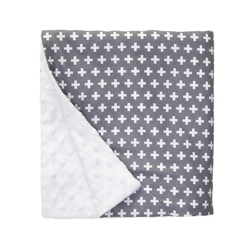♥ Baby Elephant Ear- Cross Star Qinfu blankets / month indemnity gift organic cotton stroller special car seat accessories quick arrival