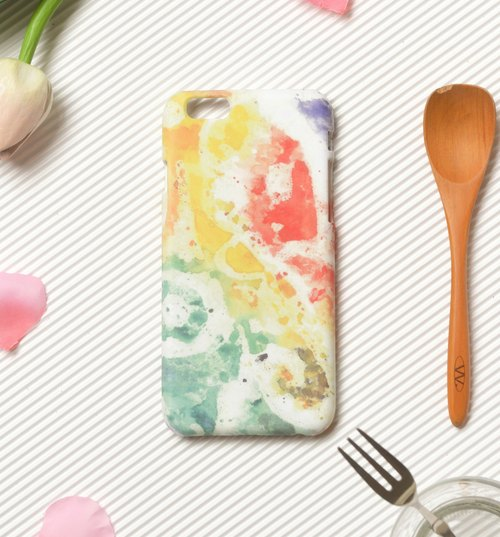 I heard colorful - iPhone 6s original phone case / case / limited time offer / years ago cleared