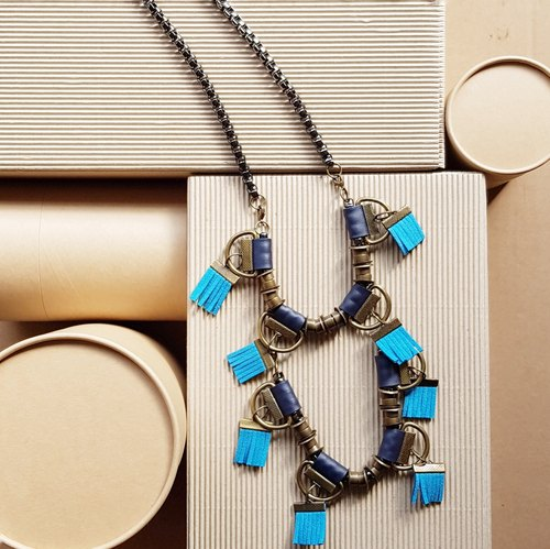 FAYE Multi-Way Necklace //OASIS