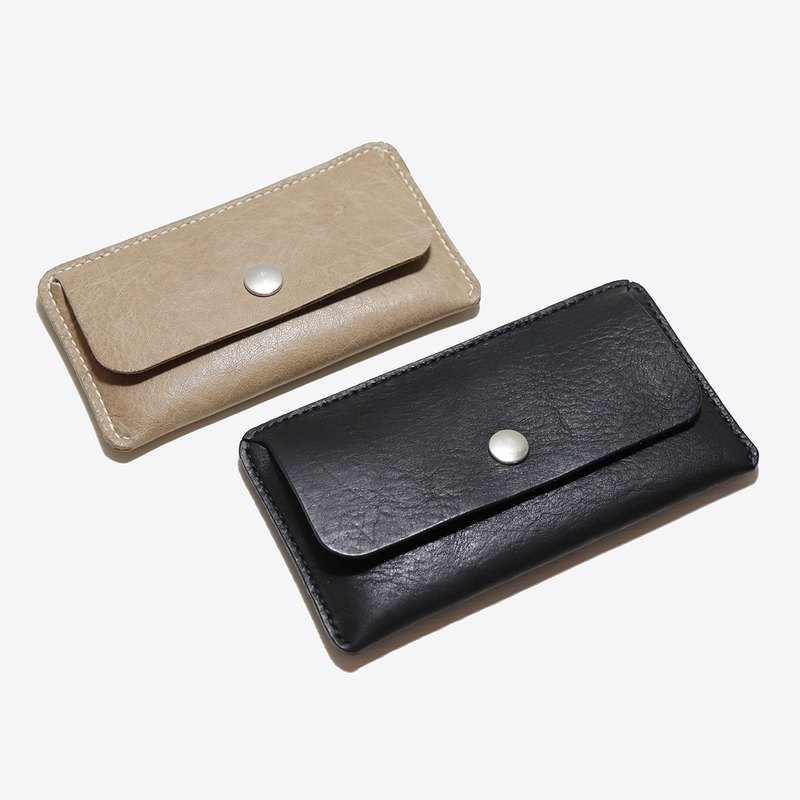 HÉRISSON D'OR leather handkerchief iPhone X / 8/7 mobile phone case / wallet - any 2 into the combination of benefits