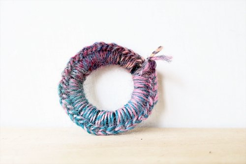 [Endorphin braided hair ring]