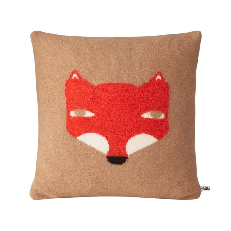 Fox Pure Wool Pillow | Donna Wilson
