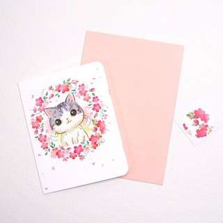 Cherry Blossom Small Card