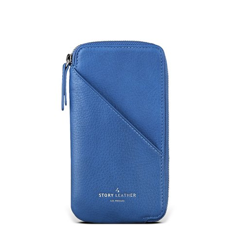STORYLEATHER Spot iPhone 7 (4.7-inch) Style 91107 zip bag