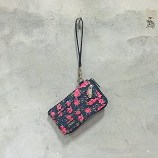 [Rose] side of the mobile phone bag iphone 6/7/8