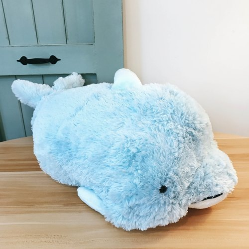 CANDY BEAR ♥ Dolphin Pillow Pillow