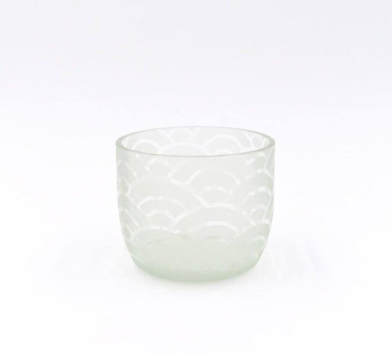 日本文樣杯 青海波