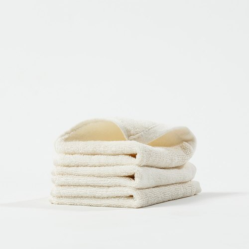 Organic cotton soft square (face)