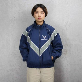 Tsubasa.Y Antique House US Air Force Training Jacket, US Navy Training Jacket