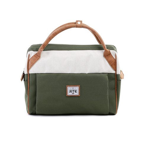 RITE- Urban║ roaming package (L) cross-section - gray / dark green