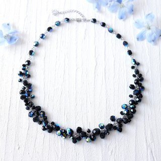 Czech Glass Beads Necklace