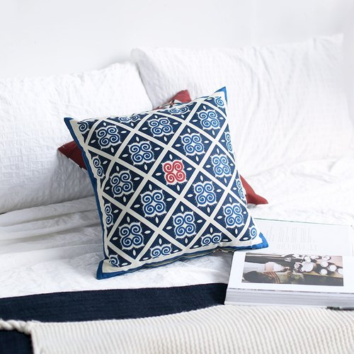 Note cotton modern modern minimalist Japanese simple Nordic original independent design pillow pillow cushions (including core)