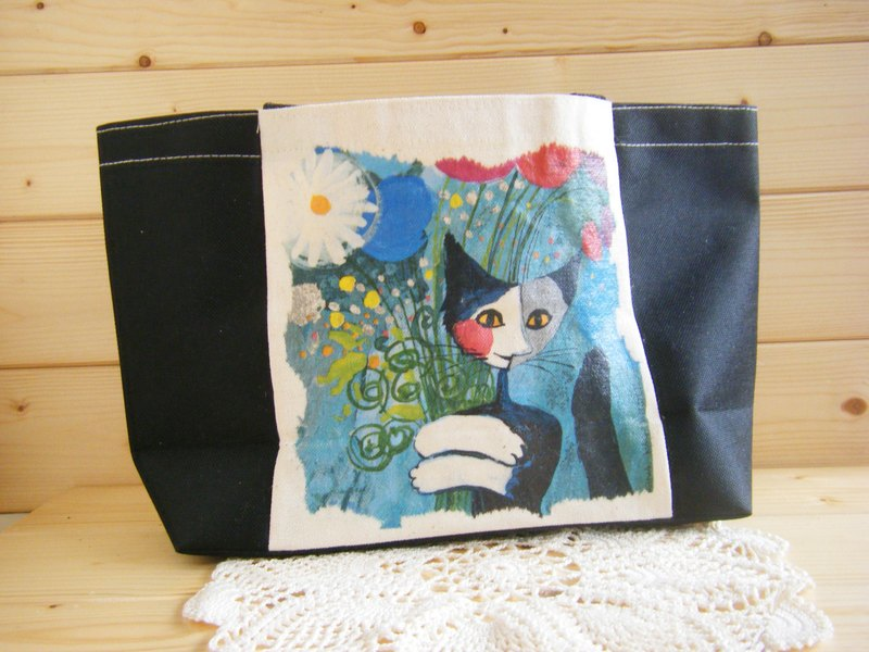 Kitty bag / lunch bags