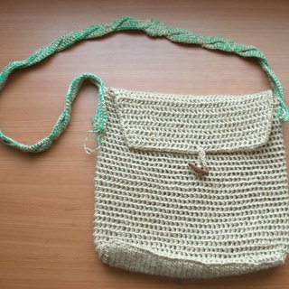 Cabbage pie shoulder bag