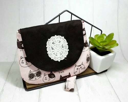 【Flower Yang cosmetic bag】