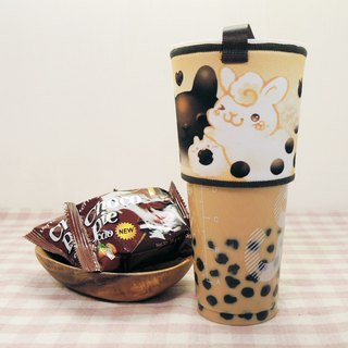 Eco-Friendly Drink Bag - Pearl Milk Tea