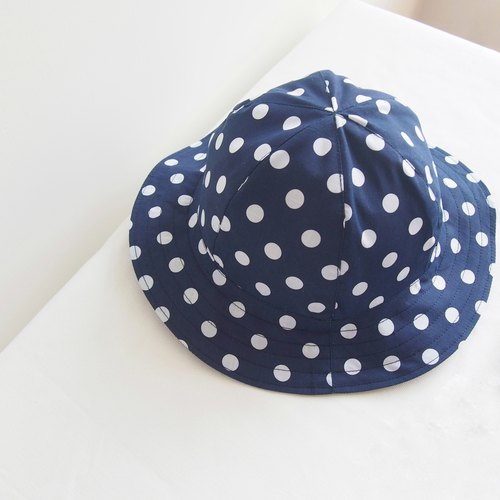 [Having Fun] Handmade Bucket Hat | Double sided
