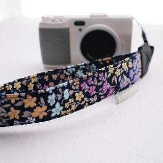 hairmo dark blue garden single hole wrist camera belt / ID with cell phone band (single hole 17)