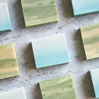 handmade bar summer soap pack