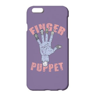 iPhone ケース / finger puppet