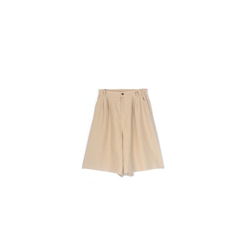 [Eggs] plant vintage tea vintage wide leg pants fifth