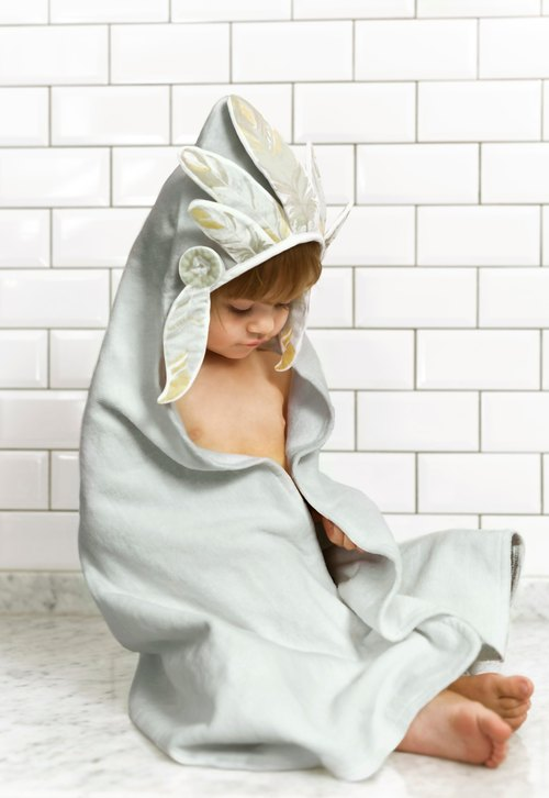 Elodie Details Hooded Towel - Indian Chief