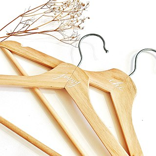 Mstandforc Made to Order | Wooden Hangers