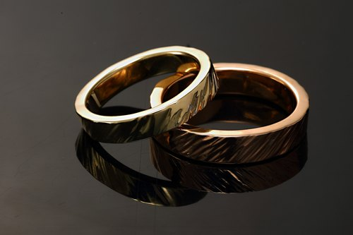 Handmade / Wooden Ring / Water Ring