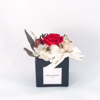 Valentine's Day Gifts Passionate Red Roses Potted Flowers/Wedding/Dry Flowers/Eternal Flowers/Customized/Gifts