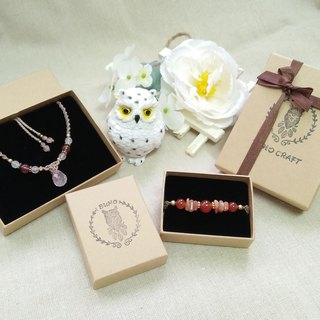 Plus purchase of goods - jewelry box packaging