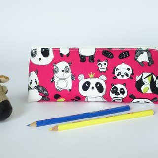 Play cloth hand made. Cute Panda Triangle Pencil
