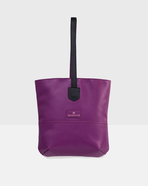"Manofatto ""Cozy"" bag (purple)"