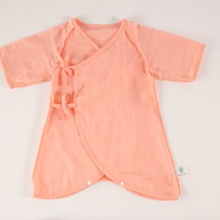 MARURU Made in Japan Colorful Gauze Peach Pink 60-70cm