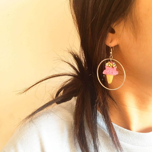 New icecream earring