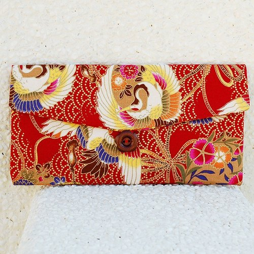 Jixiang Fei Hok red envelopes / book bags