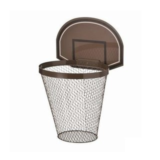 Japan Magnets shooting practice large basket trash can / storage bucket (coffee) 8.5L-spot