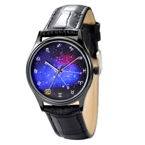 Constellation in Sky Watch (CANCER) Free Shipping Worldwide