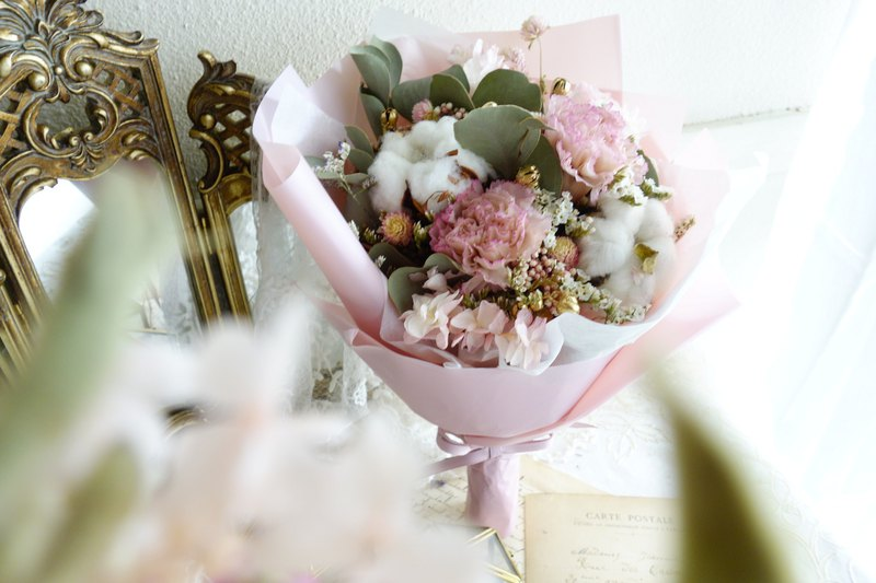 Limited-order - Mother's small bouquet / birthday / custom exclusive blessing ceremony