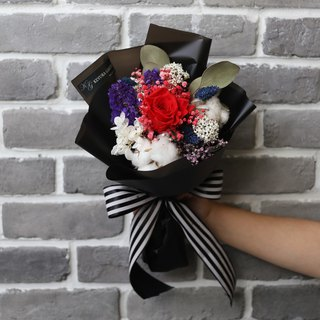 璎 Luo manor*wedding objects*non-withered flowers. Eternal flowers. Dry flowers*GIFT*Gifts G86 / Valentine's Day bouquet / dry bouquet / gift bouquet / Valentine's Day gift