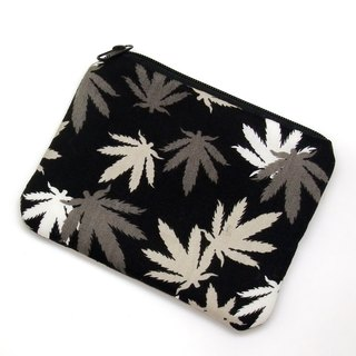 Zipper pouch / coin purse (padded) (ZS-213)