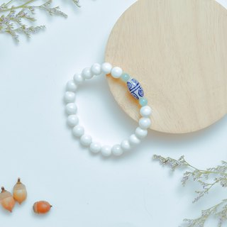 Suddenly (Bracelet Series) 砗磲 (8mm): Pure